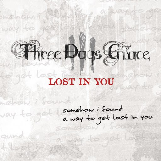 Three Days Grace альбом Lost In You