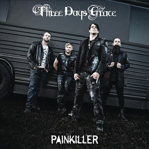 Three Days Grace альбом Painkiller