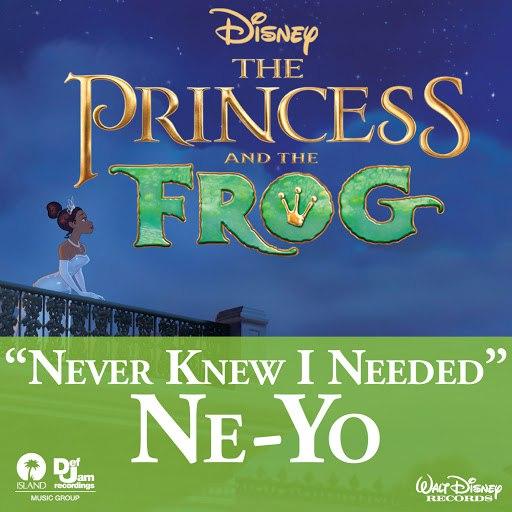 Ne-Yo альбом Never Knew I Needed
