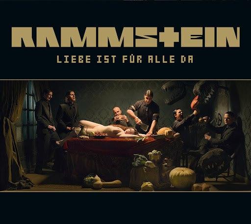 Rammstein альбом LIEBE IST FüR ALLE DA (INT'L STANDARD EDITION)
