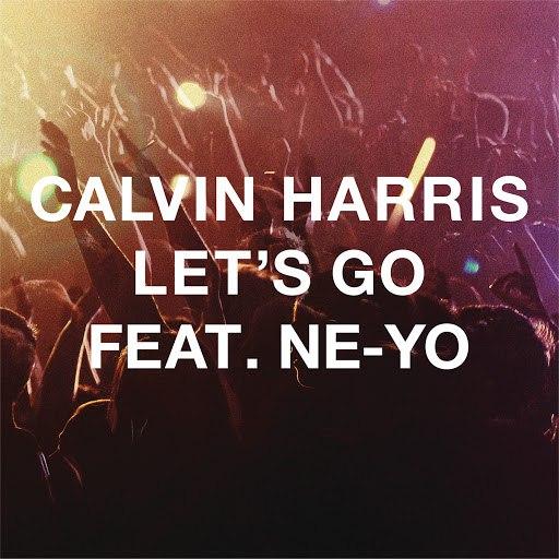 Calvin Harris альбом Let's Go