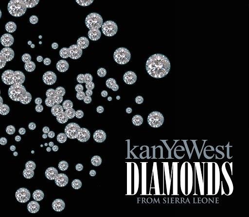 Kanye West альбом Diamonds from Sierra Leone Remix ft Jay.z