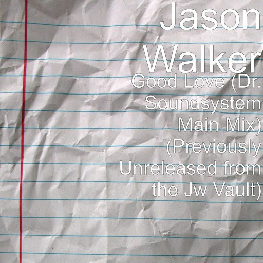 Jason Walker альбом Good Love (Dr. Soundsystem Main Mix) (Previously Unreleased from the Jw Vault)