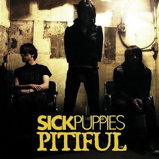 Sick Puppies альбом Pitiful (Edited)