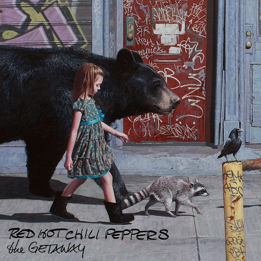 Red Hot Chili Peppers альбом Dark Necessities