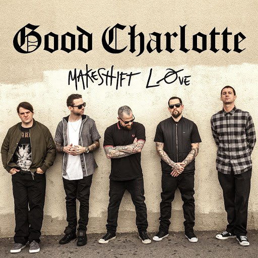 Альбом Good Charlotte Makeshift Love