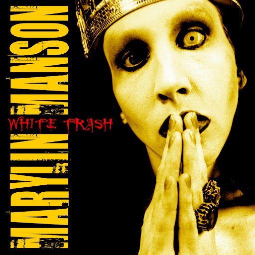 Marilyn Manson альбом White Ttrash