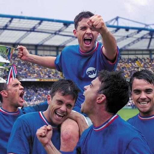 Robbie Williams альбом Sing When You're Winning