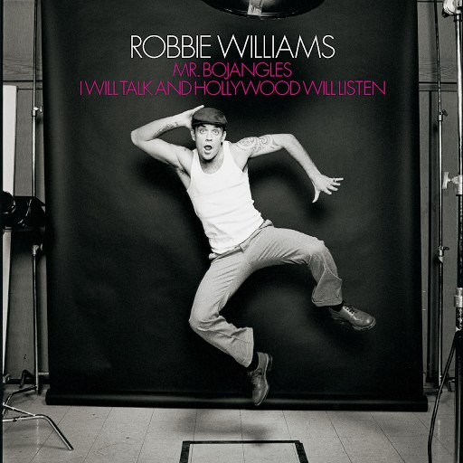 Robbie Williams альбом Mr Bojangles