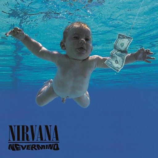 Nirvana альбом Nevermind