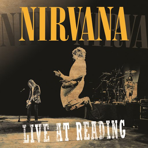 Nirvana альбом Live At Reading (1992)