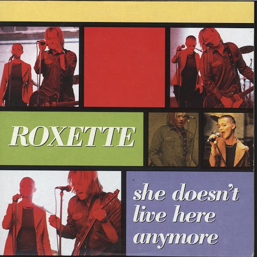 Roxette альбом She Doesn't Live Here Anymore