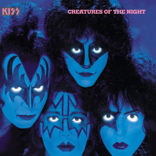 Kiss альбом Creatures Of The Night (Remastered)