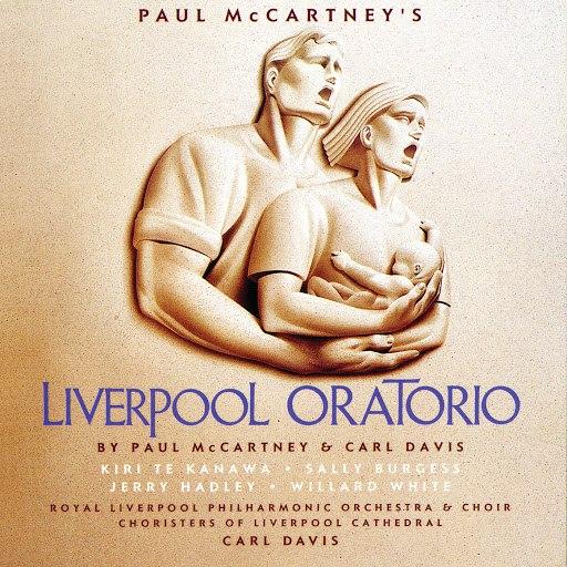 Paul McCartney альбом Paul McCartney's Liverpool Oratorio