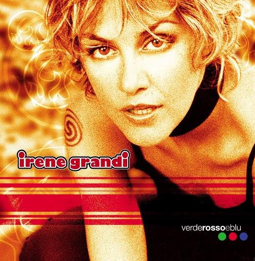 Irene Grandi альбом Verde Rosso e Blu