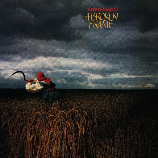Depeche Mode альбом A Broken Frame