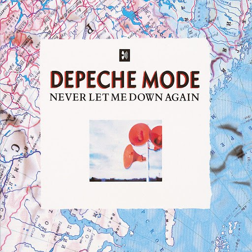 Depeche Mode альбом Never Let Me Down Again (U.S. Maxi Single)