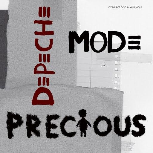 Depeche Mode альбом Precious (U.S. DMD Maxi)