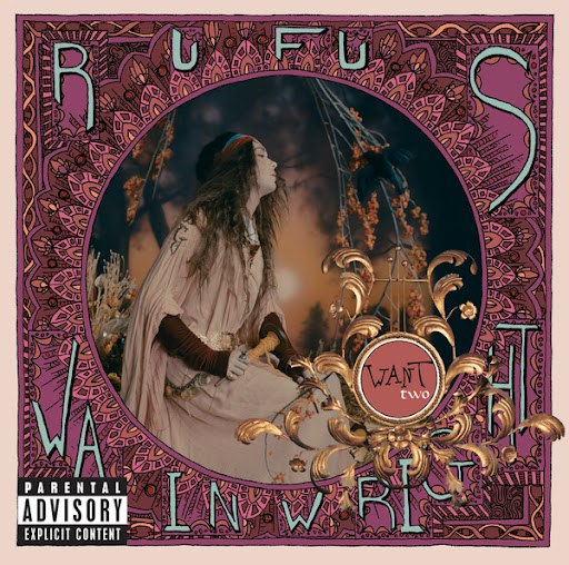 Rufus Wainwright альбом Want Two