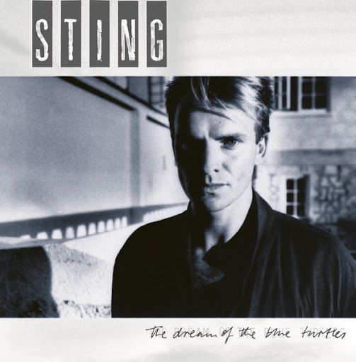 Sting альбом The Dream Of The Blue Turtles