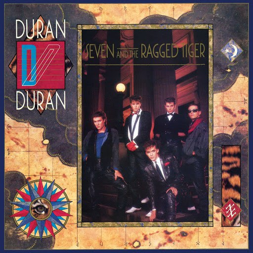 Duran Duran альбом Seven And The Ragged Tiger (Deluxe Edition)