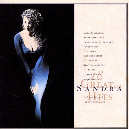 Sandra альбом 18 Greatest Hits