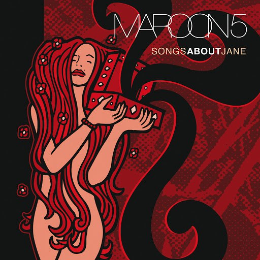 Maroon 5 альбом Songs About Jane