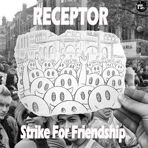 Receptor альбом Strike For Friendship
