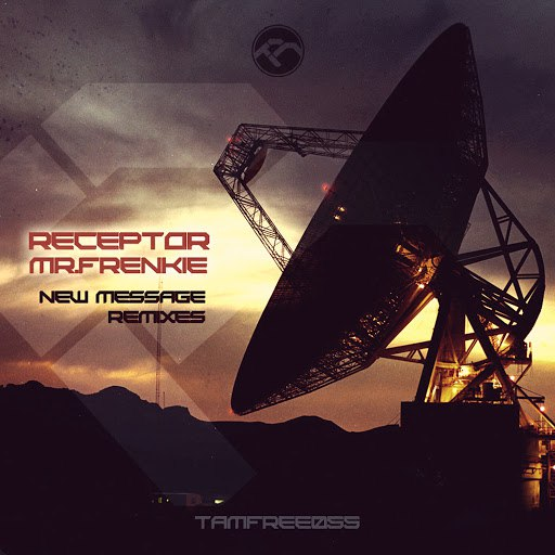Receptor альбом New Message