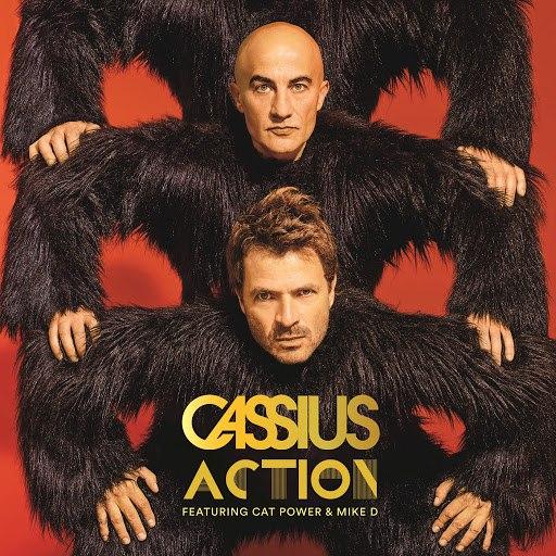 Cassius альбом Action (Single Edit)