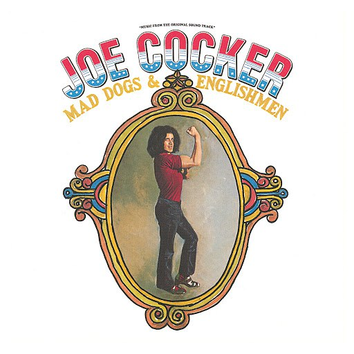 Joe Cocker альбом Mad Dogs & Englishmen (Live At The Fillmore East/1970)