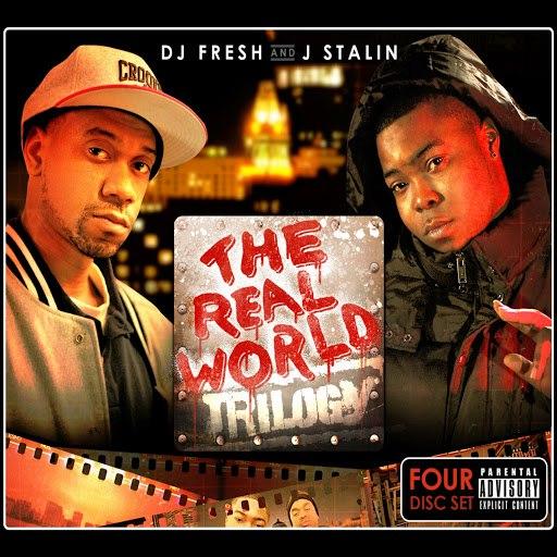 DJ Fresh альбом The Real World Trilogy
