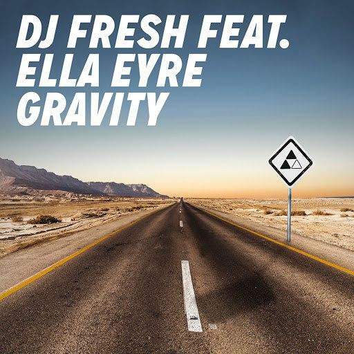 DJ Fresh альбом Gravity