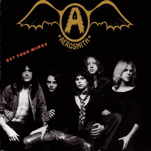 Aerosmith альбом Get Your Wings