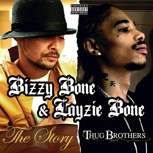 Bizzy Bone альбом The Story & Thug Brothers (Deluxe Edition)