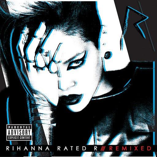 Rihanna альбом Rated R: Remixed