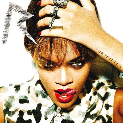 Rihanna альбом Talk That Talk (Edited Version)