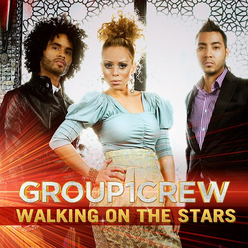 Group 1 Crew альбом Walking On the Stars (Garcia Glam Mix)