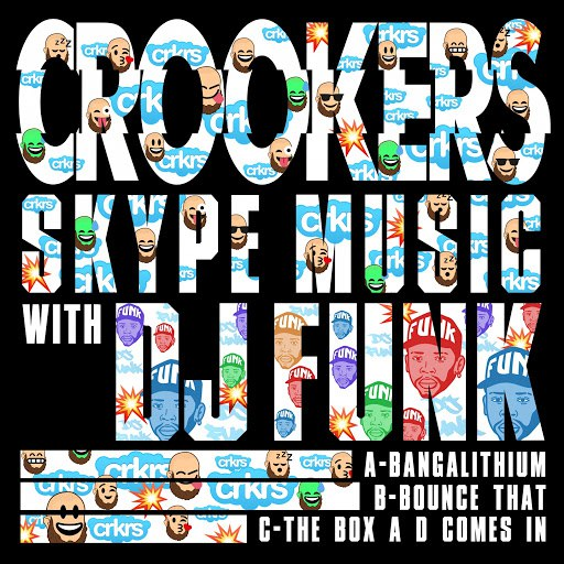 Crookers альбом Skype Music with DJ Funk