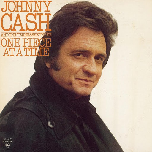 Johnny Cash альбом One Piece At A Time