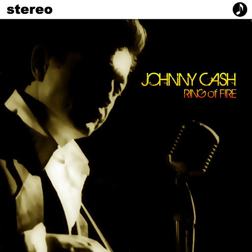 Johnny Cash альбом Ring Of Fire- Live