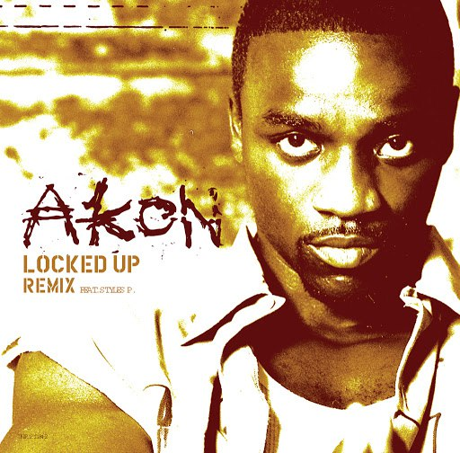 Akon альбом Locked Up/Locked up remixes