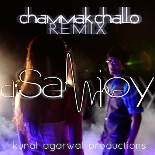 Akon альбом Chammak Challo (Sanjoy Deb Remix)