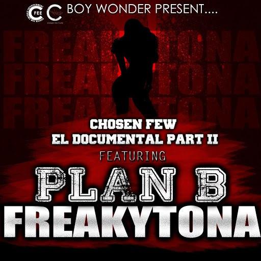 Plan B альбом Frikitona