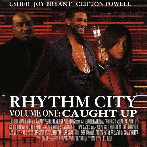Usher альбом Rhythm City Volume One: Caught Up