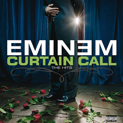 Eminem альбом Curtain Call: The Hits (Deluxe Explicit)