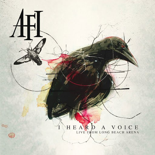 AFI альбом I Heard A Voice (Live From Long Beach Arena)