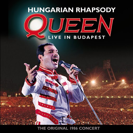 Queen альбом Hungarian Rhapsody (Live In Budapest / 1986)
