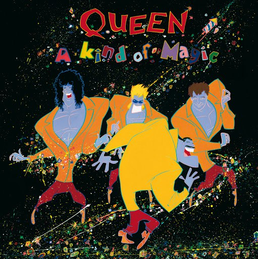 Queen альбом A Kind Of Magic (2011 Remaster)
