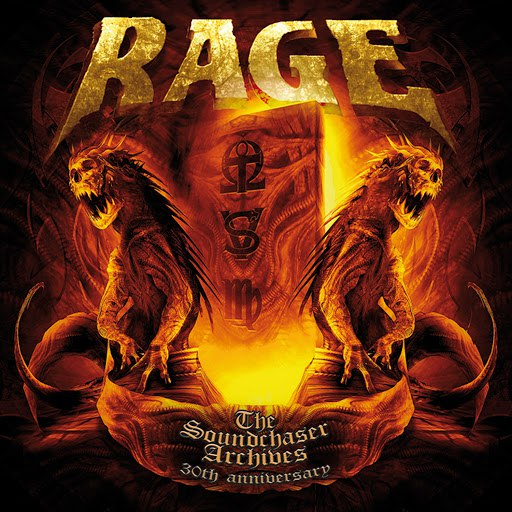 Rage альбом The Soundchaser Archives (Bonus Version)